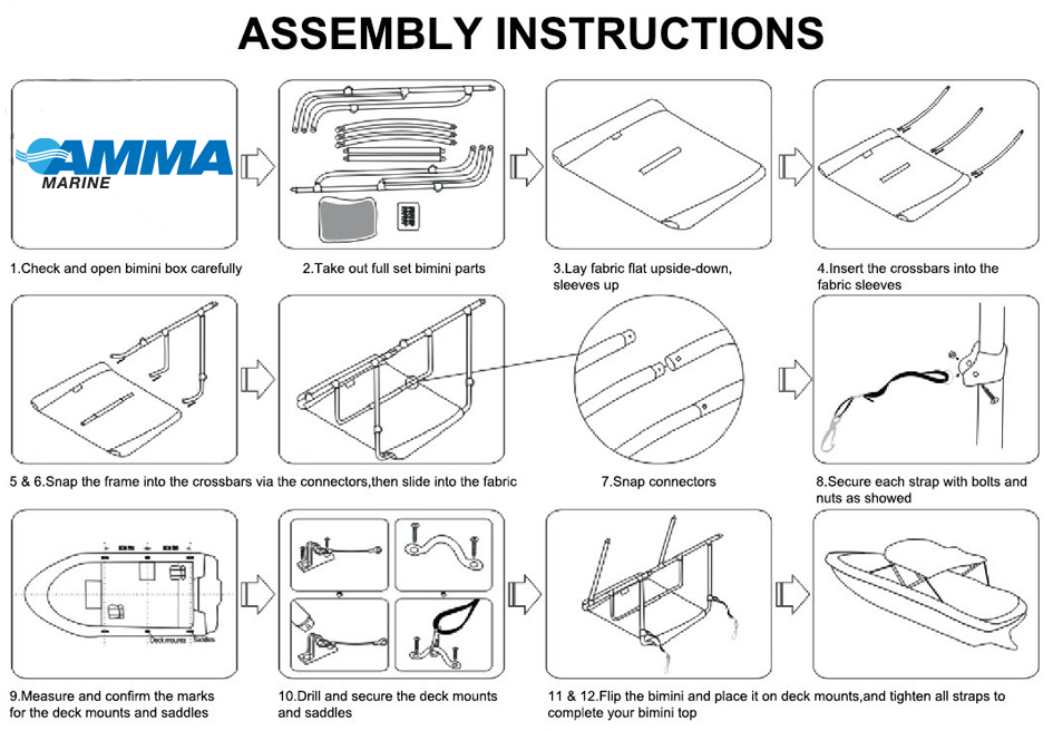 instructions Manual and MSDS sheets